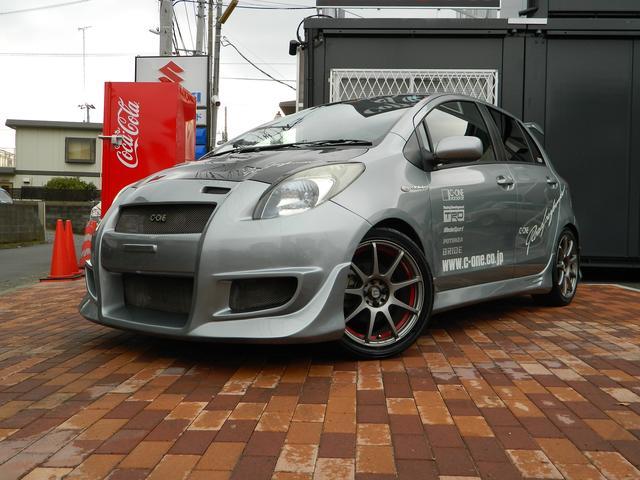 トヨタ RS C-ONE コンプリートカー