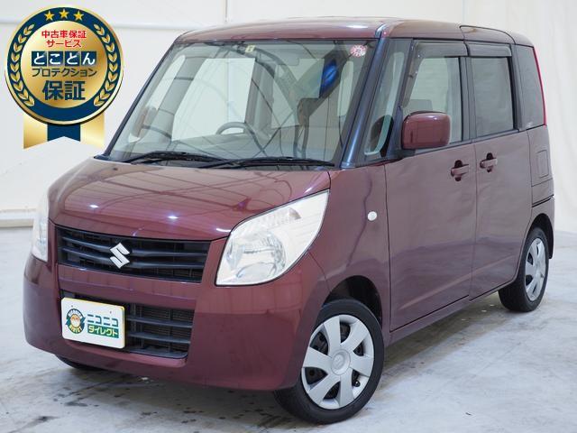 スズキ X キーレスエントリー・ABS・フルフラット・ベンチシート・CD・MD・ETC
