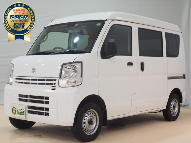 スズキ PAリミテッド ・衝突軽減システム・ナビ・ワンセグ・Bluetooth・キーレス・ETC・オートマ車・両側スライドドア・エアコン・パワステ・ABS