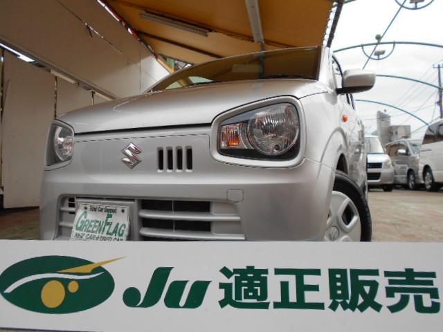 スズキ S 新車保証継承 ナビ キーレス ETC