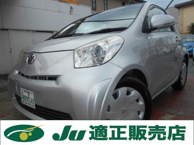 トヨタ iQ 100X キーレス エコモード ETC