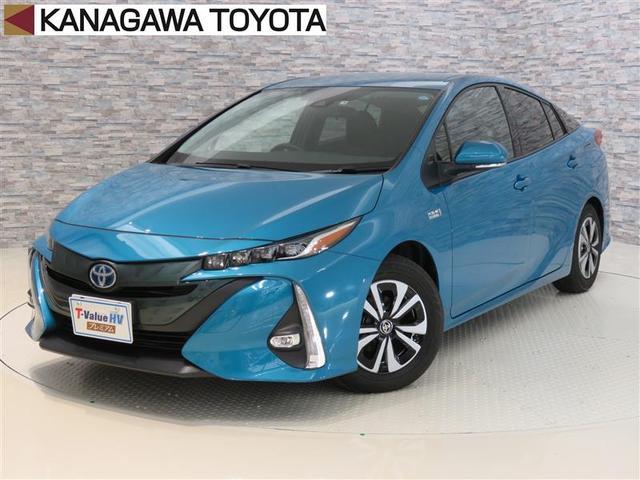 トヨタ SナビパッケージTコネクト・トヨタセーフティセンスP元試乗車