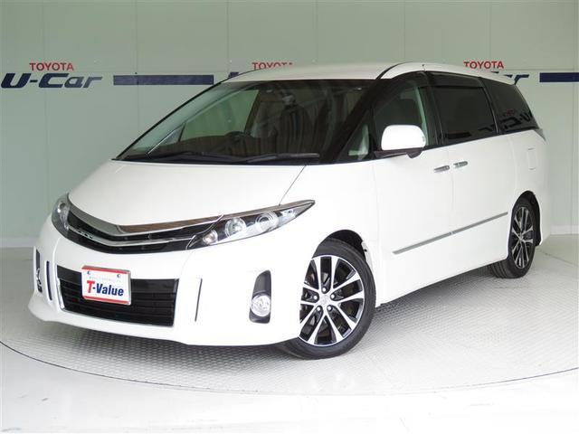 トヨタ アエラス HDDナビ・フルセグ