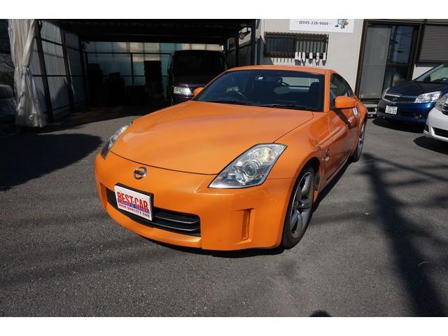 日産 ベースグレード 純6速 ナビ ETC 特別塗装色