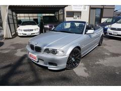 BMW330Ciカブリオーレ Mスポーツ 電動OP 左H 黒革