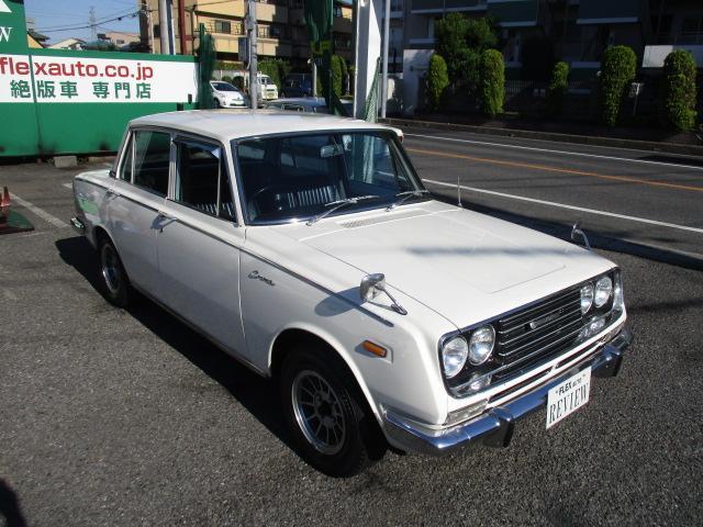 トヨタ 1500 DX RT40 記録簿付