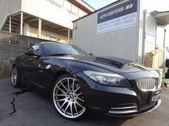 BMW Z4sDrive35i 純正OPナビ OP19インチ 電子シフト