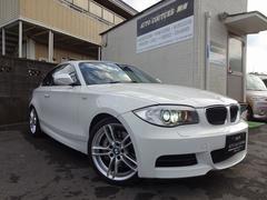 BMW135i 電子シフト HDDナビ 地デジ バックカメラ 黒革