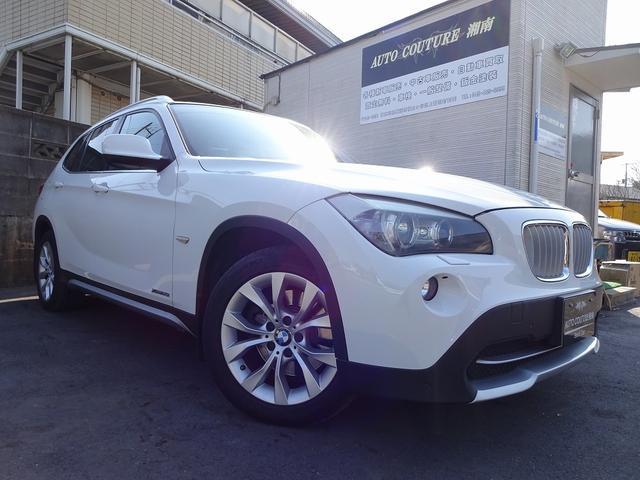 BMW xDrive 25i コンフォートPKG 純正HDDナビ