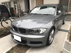 BMW135i 6速MT ナビ ETC 革シート