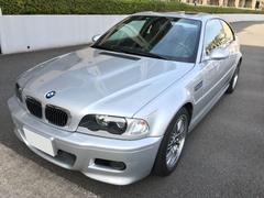 BMWM3 SMGII 左ハン 革シート サンルーフ