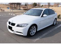 BMW320i Mスポーツ 6MT サンルーフ HDDナビ