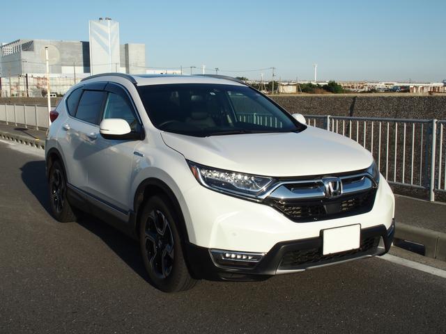「ホンダ」「CR-Vハイブリッド」「SUV・クロカン」「神奈川県」の中古車