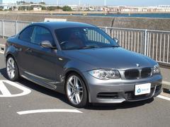 BMW135i MスポーツPKG 赤革シート ETC ディーラー車