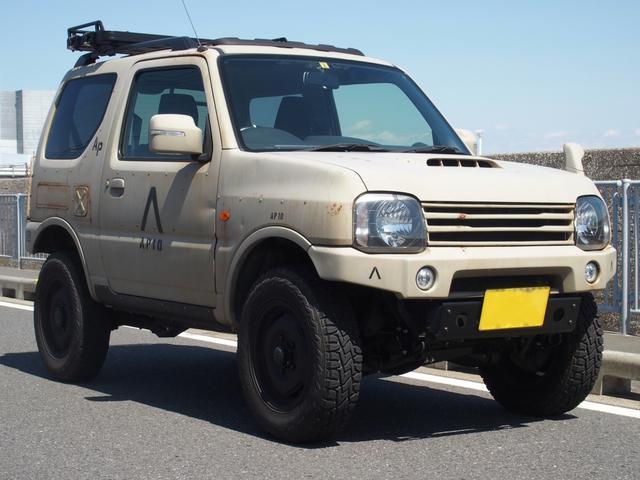 スズキ XG 4WD 記録簿 サンルーフ ルーフレール ETC