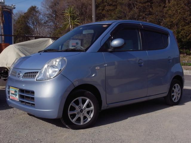日産 モコ S 電格ミラー アルミ (車検整備付)