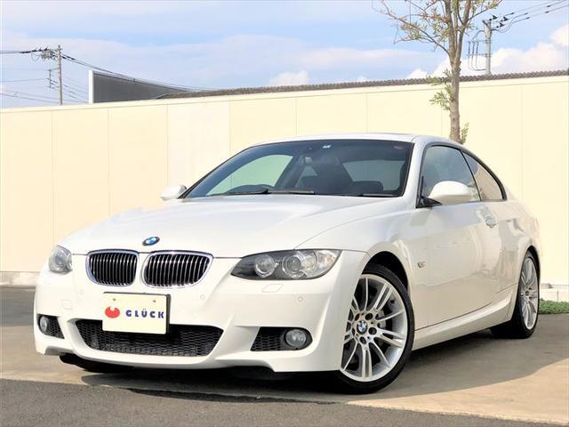 BMW 335i Mスポーツパッケージ レザーシート サンルーフ