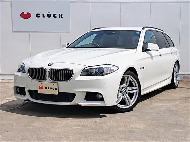 BMW 523iツーリング エクスクルーシブスポーツ 300台限定車