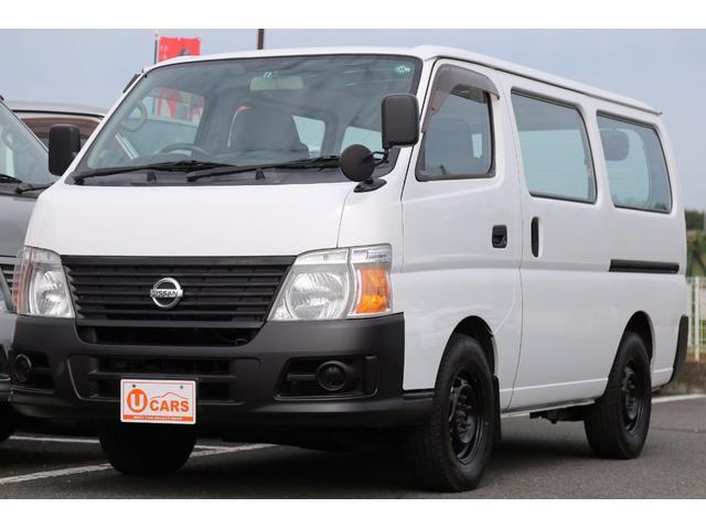 日産 ロングDX 切替式4WD 軽油ターボ NOx適合 5ドア低床