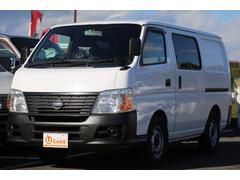 キャラバンロングDX 軽油ターボ 4WD NOx適合 パネルバン