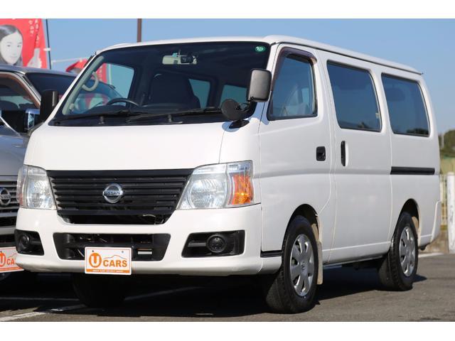 日産 ロングDX ガソリン NOx適合 5ドア低床 ドラレコ