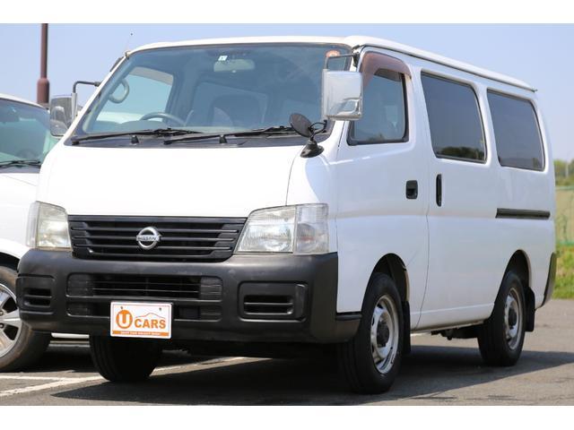 日産 ロングDX ガソリン NOx適合 5ドア平床 キーレスETC