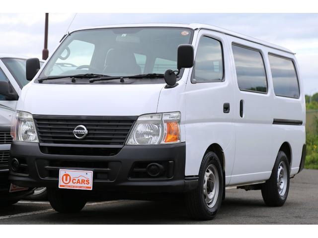 日産 ロングDX ガソリン NOx適合 5ドア低床 キーレス