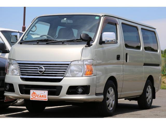 日産 ロングDX 軽油ターボ GLパック Wエアコン 5ドア低床
