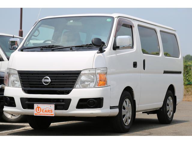 日産 ロングDX ガソリン NOx適合 5AT 5ドア低床