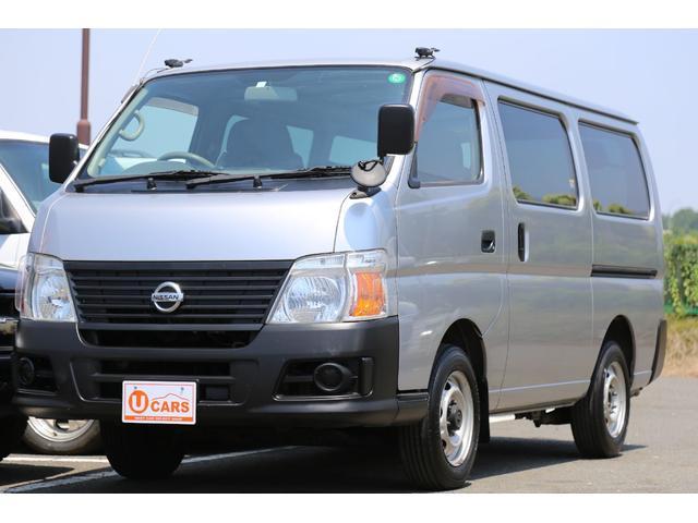 日産 ロングDX ガソリン 5ドア平床 キーレス ETC