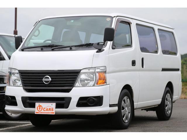 日産 ロングDX 軽油ターボ NOx適合 5ドア低床 ETC CD