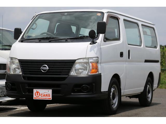日産 ロングDX 軽油ターボ NOx適合 5ドア低床 キーレス