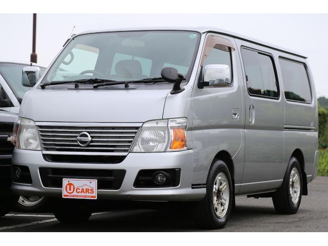 日産 ロングスーパーGX 軽油ターボ 切替式4WD NOx適合