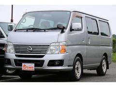 キャラバンロングスーパーGX 軽油ターボ 切替式4WD NOx適合