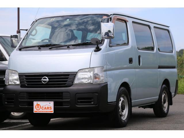 日産 ロングDX 軽油ターボ NOx適合 5ドア キーレス ETC