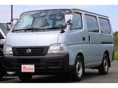 キャラバンロングDX 軽油ターボ NOx適合 5ドア キーレス ETC