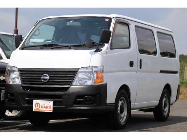 日産 ロングDX ガソリン 5ドア低床 キーレス ETC 無事故