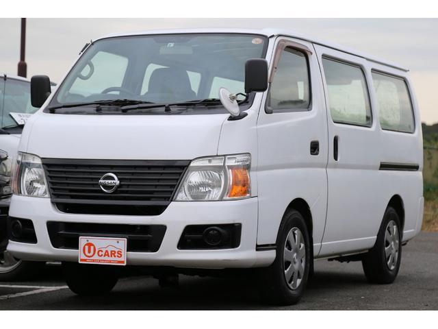日産 ロングDX 軽油ターボ 切替式4WD NOx適合 5ドア平床
