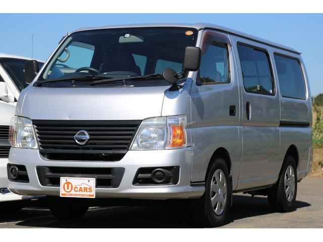 日産 ロングスーパーDX 軽油ターボ NOx適合 5ドア低床 ナビ