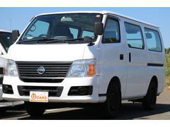 キャラバンロングDX 軽油ターボ NOx適合 5ドア平床 キーレス