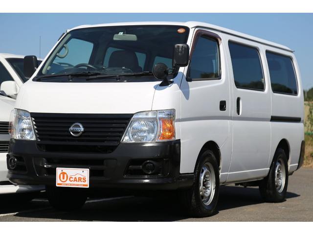 日産 ロングDX 軽油ターボ 切替式4WD NOx適合 5ドア低床