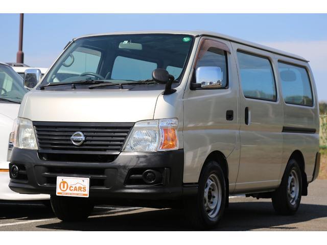 日産 ロングDX 軽油ターボ 切替式4WD 5ドア低床 NOx適合