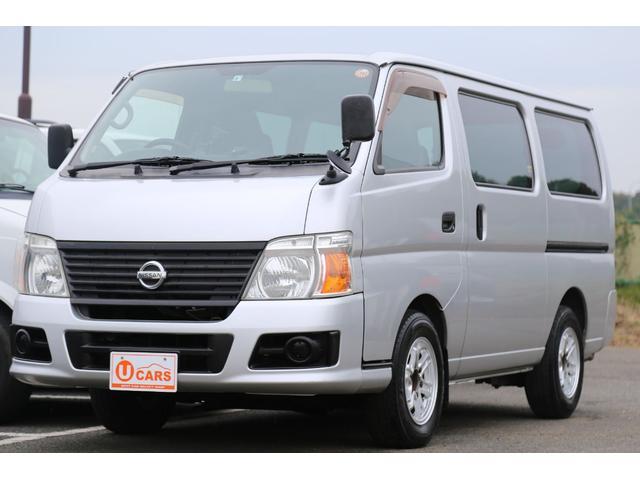日産 ロングスーパーDX軽油ターボ Nox適合5ドア低床 ナビ