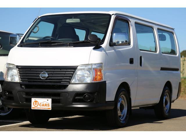 日産 ロングDX軽油ターボ 切替4WD NOx適合 5ドア低床
