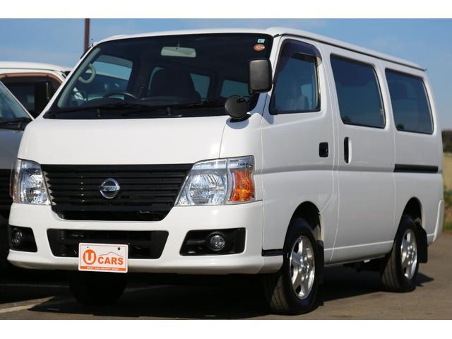 日産 ロングDX 軽油ターボ 5ドア平床 NOx適合 ETC