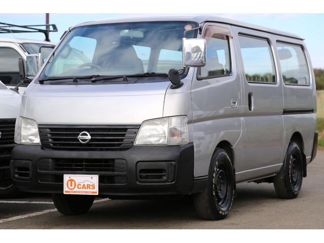 日産 ロングDX 軽油ターボ NOx適合 5ドア低床 助手席PW