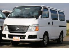 キャラバンロングDX ガソリン 5AT ETC キーレス 5ドア