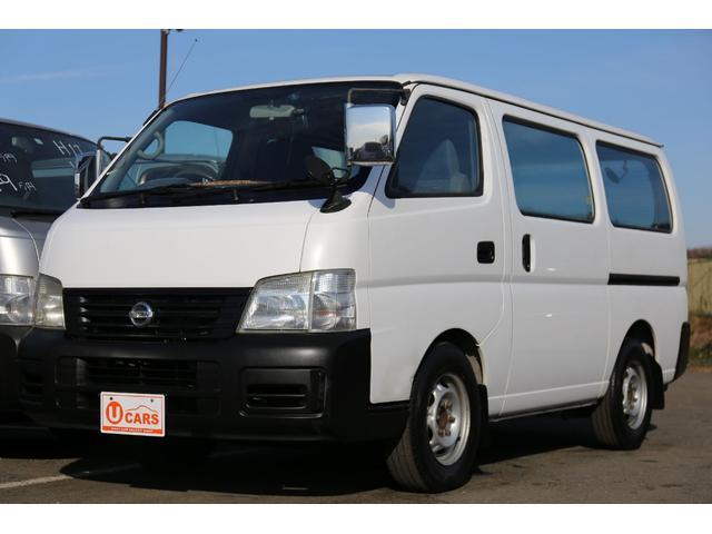 日産 ロングDX 軽油ターボ NOx適合 5ドア ETC キーレス