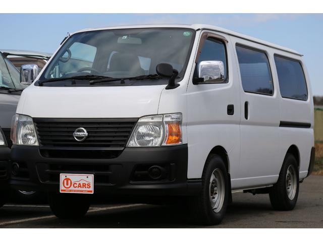 日産 切替式4WD ロングDX 軽油ターボ NOx適合 5ドア低床