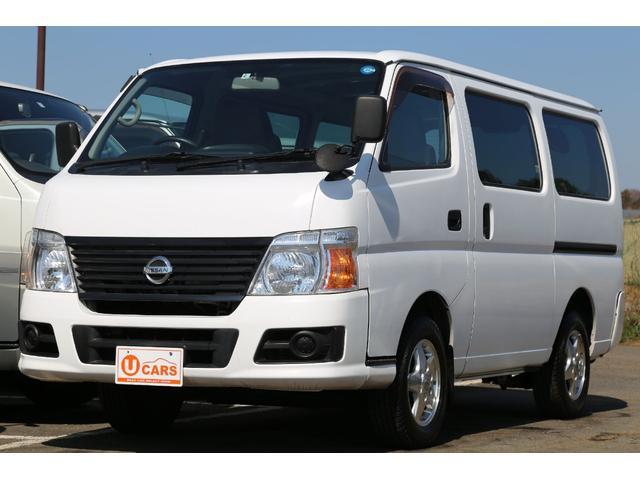 日産 ロングDX 軽油ターボ ナビ NOx適合 5ドア平床 ETC